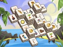 Treasure Island Mahjong