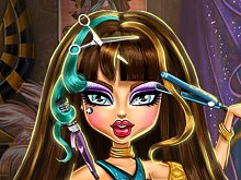 Cleopatra Real Haircuts