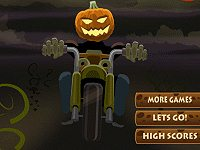 Pumpkin Head Rider 2