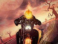 Halloween Ghost Rider