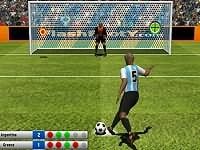 Penalty Fever 3D