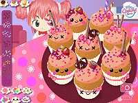 Kawaii Cupcakes