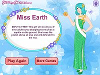 Miss Earth Quiz