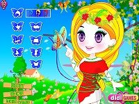 Butterfly Fairy Dress Up