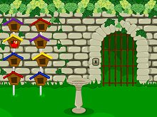 Mission Escape: Garden