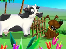 Kids Learning Animals