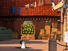 The Penguins of Madagascar: I Spy