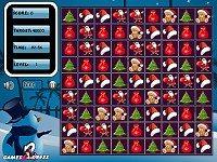 Christmas Swap Puzzle