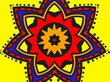 Mandala Coloring Book