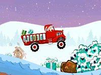 Santas Delivery Truck