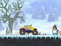 Monster Truck Trip Seasons: Winter