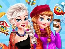 Sisters Winter Escape
