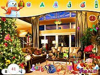 Kids Christmas Room