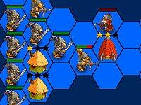 Hexagon Monster War