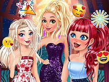 Princesses New Year Collection