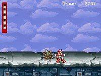 Megaman PX Time Trial