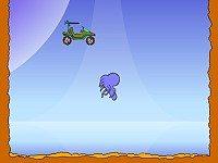 Warthog Jumping