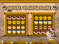 Cake Unbalance